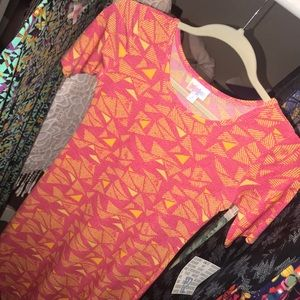 LuLaRoe Dresses - Girls dress Size 12 Lula